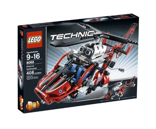 LEGO Technic 8068 - Rescue Helicopter