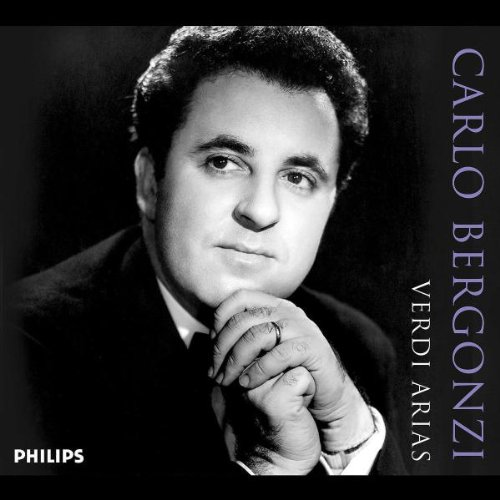 Carlo Bergonzi - Verdi Arias
