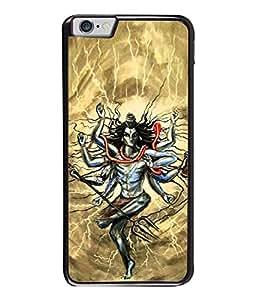 PrintVisa Designer Back Case Cover for Apple iPhone 6 Plus (Rudra avatar of shiva shankar)