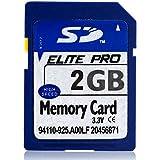 Often SanDisk Secure Digital 2 Go Carte mémoire SD 2 Go G 2G