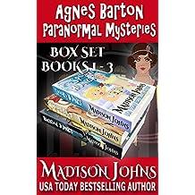 Agnes Barton Paranormal Mysteries, (Box Set Books 1-3) (English Edition)