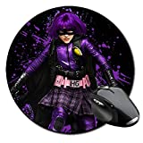 Kick Ass 2 Hit Girl Chloe Moretz B Mauspad Round Mousepad PC