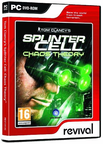 Tom Clancy's Splinter Cell: Chaos Theory (PC DVD) [Edizione: Regno Unito]
