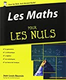 maths (Les) | Boursin, Jean-Louis (1937-....). Auteur