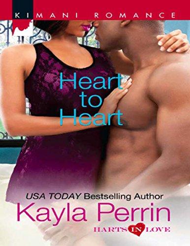 Heart to Heart (Mills & Boon Kimani) (Harts in Love, Book 3) (English Edition)