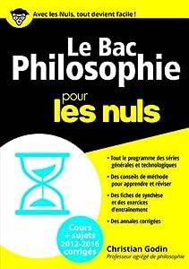 """Afficher """"Le bac philosophie"""""""