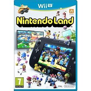 Nintendo Land (Nintendo Wii U) [UK IMPORT]