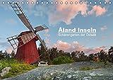 Åland Inseln: Schärengarten der Ostsee (Tischkalender 2019 DIN A5 quer): Die Åland Inseln: Insel- und Schärengarten der Ostsee (Monatskalender, 14 Seiten ) (CALVENDO Orte)