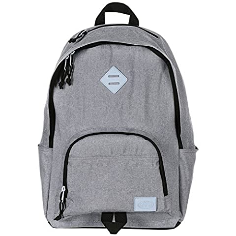 Animal Discover Womens Laptop Backpack One Size Grey