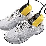 Elektrischer Schuhtrockner Handschuhe Schuhtrockner Schuhheizung Schuhwärmer Fußwärmer Timing Entfeuchtung gegen Nässe, Geruch (Größe: 14,5 x 5.5 cm)