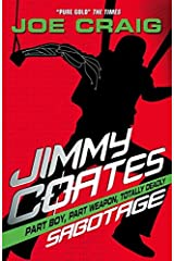 Jimmy Coates: Sabotage Paperback
