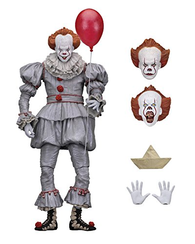 Von Es Clown Stephen King Kostüm - Neca Stephen Kings Es 7