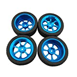 Fytoo Accessories 4Pcs Alloy & Tires RC Car - Best Reviews Guide