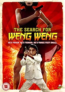 The Search for Weng Weng [DVD] [Import anglais]