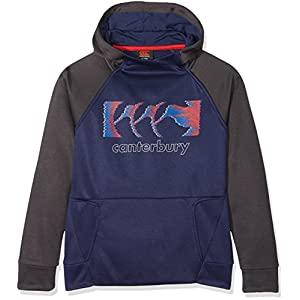 Canterbury Jungen Vapodri Over The Head Kapuzenjacke Hoody