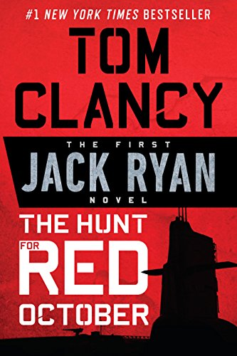 The Hunt for Red October (A Jack Ryan Novel, Band 1) - Red Jack