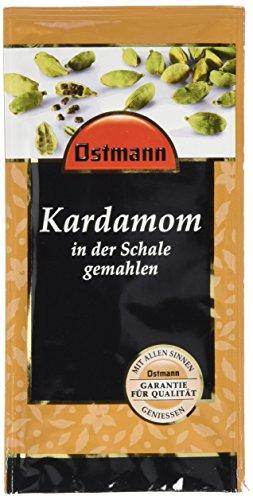 Ostmann Kardamom gemahlen, 10er Pack (10 x 8 g)