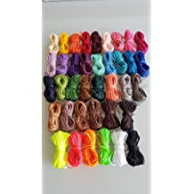 190 mts HILO ENCERADO 1 mm 38 colores 5 mts/colorNylon Pulseras Macramé Thread