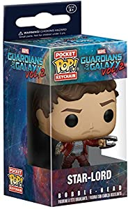 Guardians Of The Galaxy 2 - Star Lord Keyring