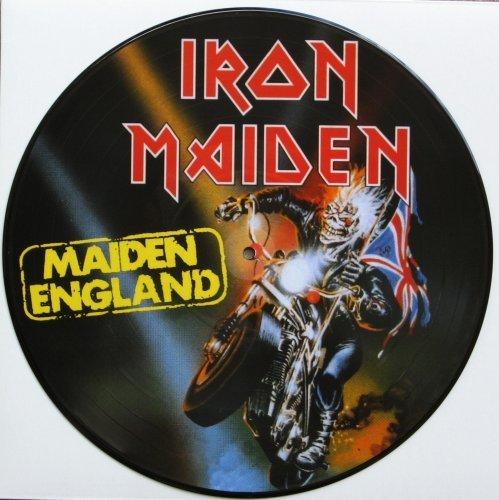 Maiden England (LP Picture Disc VINYL)