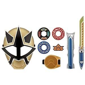 Power rangers super samurai 31748 ranger training gear - Power rangers dore ...