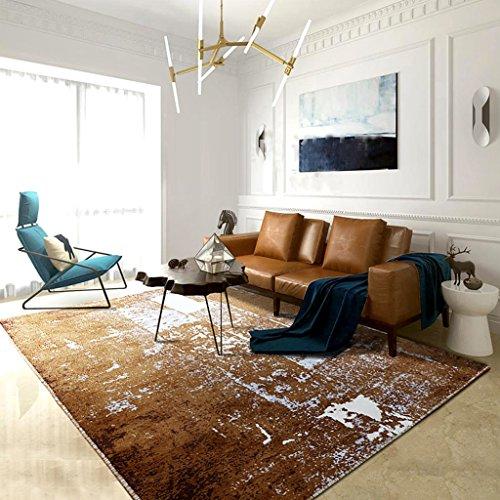 Innenteppich Rechteckiger Teppich, Nordic Teppich Wohnzimmer einfache moderne Couchtisch Kissen Sofa Schlafzimmer Nachtdecke Decke ( größe : 160*230cm ) (Kunststoff Couchtisch Rechteckiger)