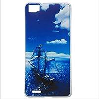 Guran® Silicona Funda Carcasa para CUBOT X16 / X17 Smartphone Bumper TPU case Cover-Velero
