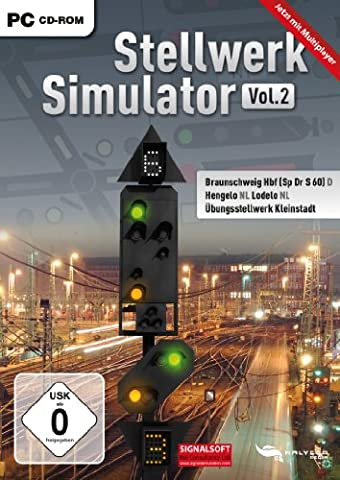 Rail Traffic Controller V2 (PC CD)