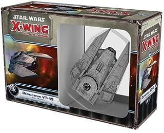 X-wing Miniatures Game - Juego de Miniatura Star Wars, para 2 Jugadores (FFGSWX24) (versión en inglés) (161661918X) | Amazon Products