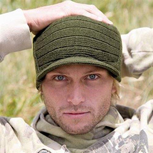 Esco urbaine bonnet tricoté