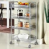 Racks/IKEA Badezimmer Rack/Racks/Riemenscheibe Bad vierstufige Küchenregal/Boden bis zur Decke Lagerregal-A