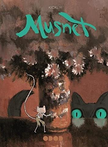 Musnet: The Mouse of Monet, Tome 3 :