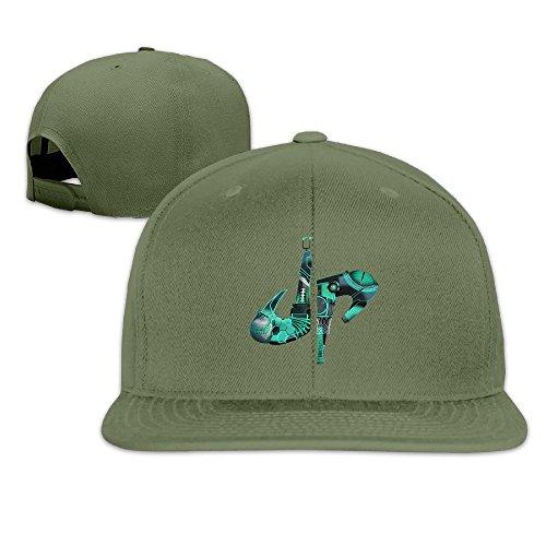 thna-dude-perfect-show-logo-adjustable-fashion-baseball-hat-forestgreen