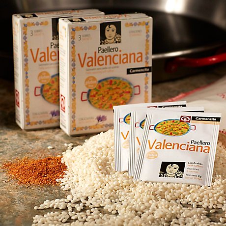 Carmencita Paellero Valenciana Paella Spice Mix by Carmencita
