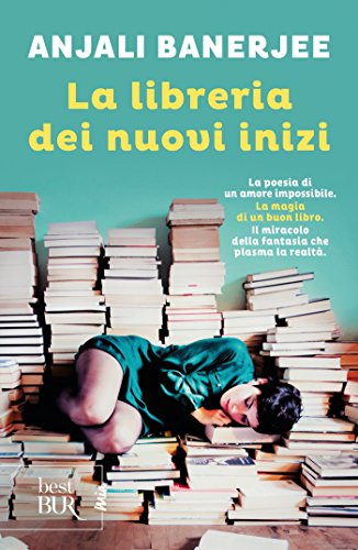 La libreria dei nuovi inizi (Italian Edition) eBook: Anjali ...