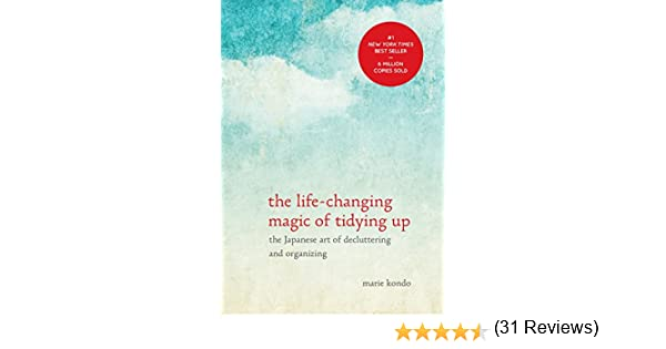 LIFE CHANGING MAGIC OF TIDYING UP PDF