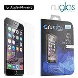 Nuglas iPhone 6 6s 4,7 pouces verre trempé film de protection Tempered Glass vitre protectrice ultrafine 9h véritable verre 0,3mm