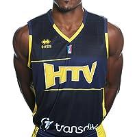 Errea Htv Hyères Toulon Réplica Extérieur Maillot de Basketball Homme