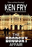 Book cover image for The Brodsky Affair: A Thriller