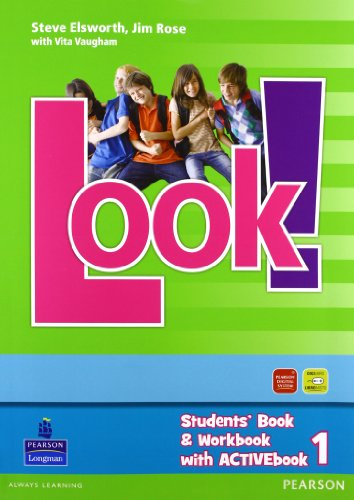 Look! Student's book-Workbook-Livebook-Look again-The Vernon culture book. Per la Scuola media. Con CD-ROM. Con espansione online: 1