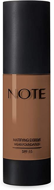 Note Mattifying Extreme Wear Foundation 108 - Terra
