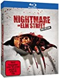 Nightmare on Elm Street - 1-7 Limited Uncut Edition (Deutsche Original Ausgabe) - Blu-ray