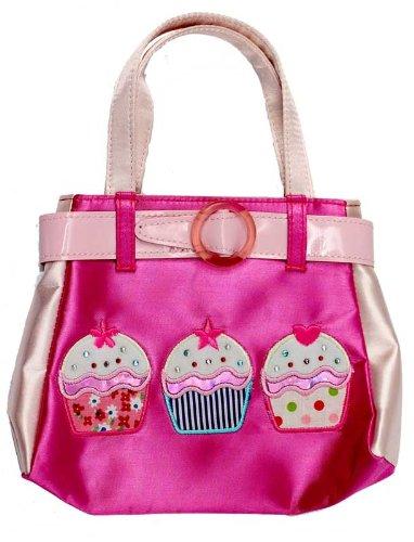 Trullala Cupcake-Handtasche, Kinderhandtasche, in pink (Cupcake-handtasche)