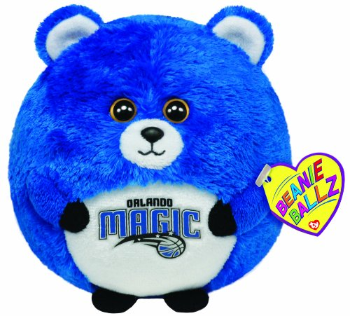67c4b763cc7 Ty Beanie Ballz Orlando Magic - NBA Ballz by TY Beanie Ballz