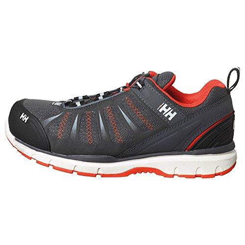Helly Hansen 78214_994-46 Smestad Chaussures de sécurité Boa Ww Taille 46 Noir/Citron Vert Gris/orange