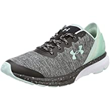 Under Armour UA W Speedform Intake 2, Zapatillas de Running para Mujer, Negro (Black), 35.5 EU