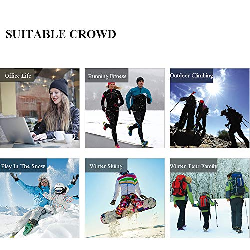 51xcR9eo7dL. SS500  - DZX Winter Heating Vest/Warm Clothing Electric Jacket,USB Heating-For Camping, Hiking, Skiing And Ice Skating,S