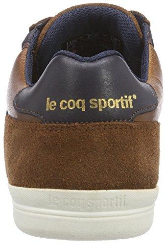 Le Coq Sportif Alsace Low-153, Baskets Basses homme Marron (Tortoise Shell)