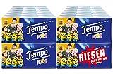 Fazzoletti Tempo 'Kids' 9 x 5 asciugamani, 4-pack (36 confezioni)