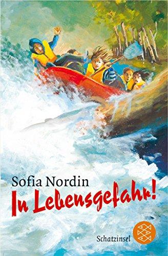Buchseite und Rezensionen zu 'In Lebensgefahr!' von Sofia Nordin